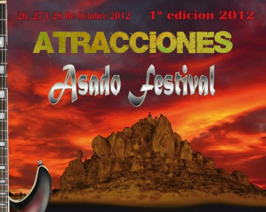 Asado Festival Atracciones
