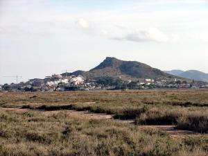 Senda de el Cabezo del Carmolí de Cartagena