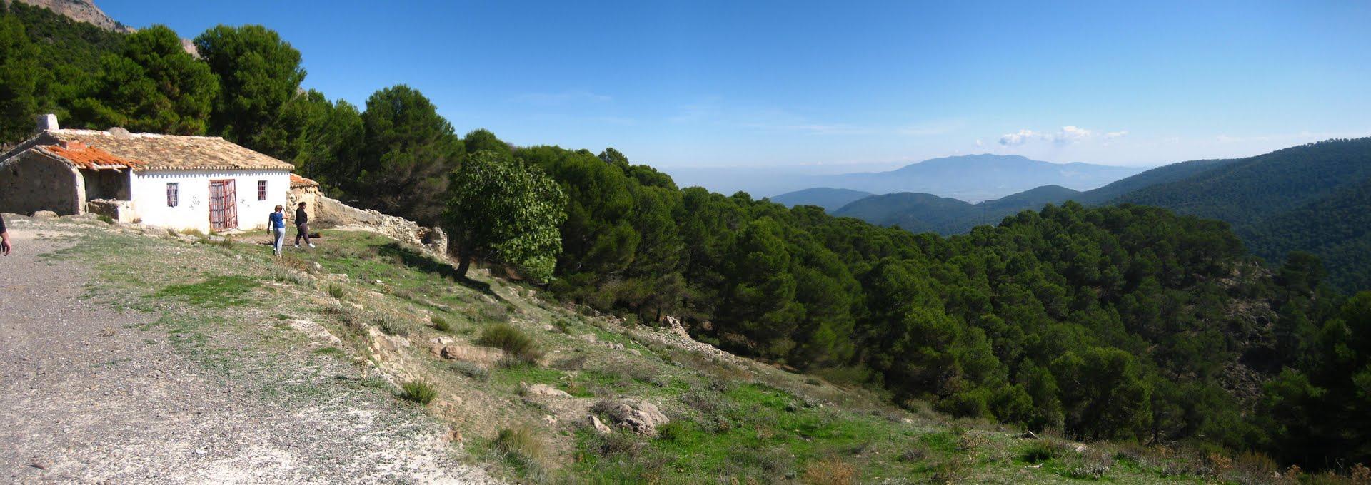 Sendero de El Berro de Sierra Espuña
