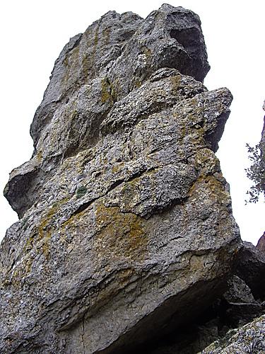 Senda de La Umbría de Peña Apartada de Sierra Espuña