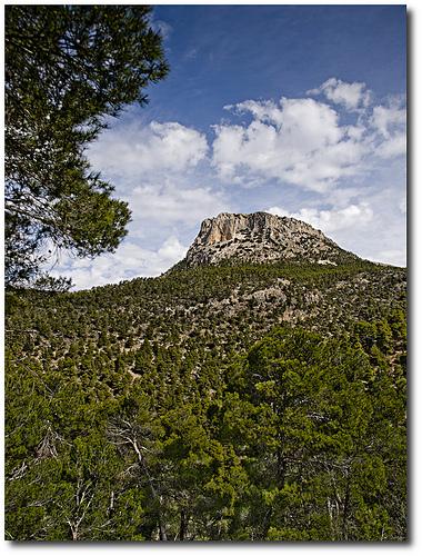 Sendero del Purgatorio de Sierra Espuña