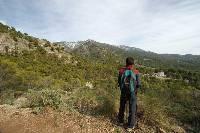 Senda de Alquerias de Sierra Espuña