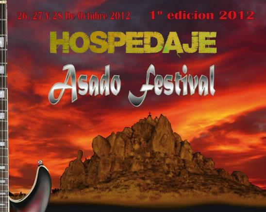 Hospedaje Asado Festival