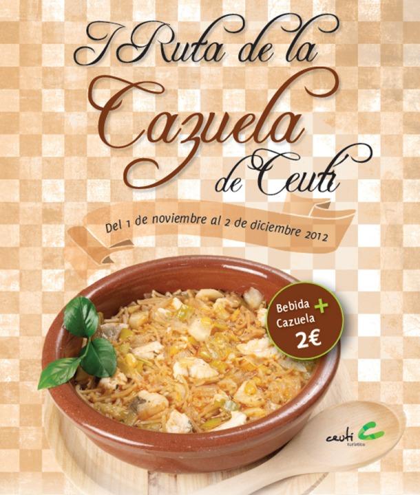 Ruta de La Cazuela de Ceutí 2012