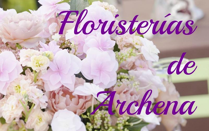 Floristerías de Archena