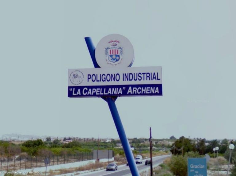 Polígono Industrial La Capellania de Archena