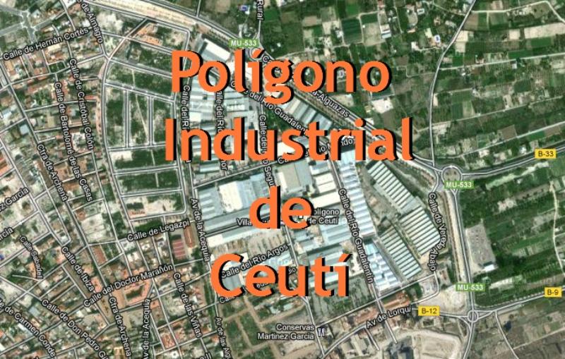 Polígono Industrial de Ceutí
