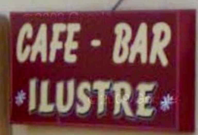 Café Bar El Ilustre