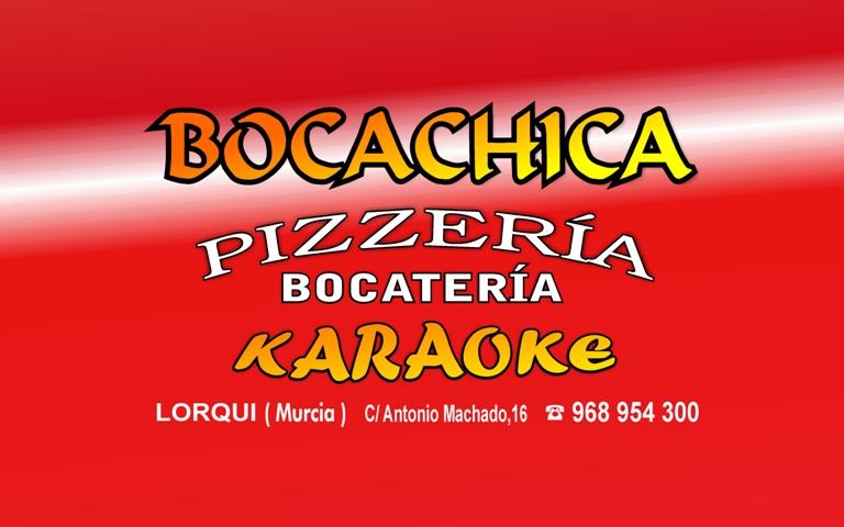 Bocachica Pizzería Bocatería Karaoke