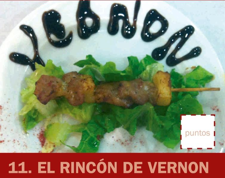 El Rincón de Vernon