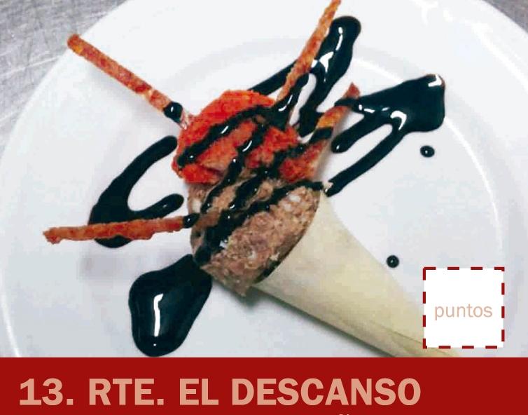 Restaurante El Descanso en Lorquí