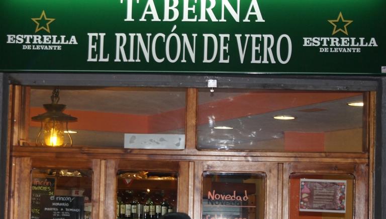 Taberna El Rincón de Vero