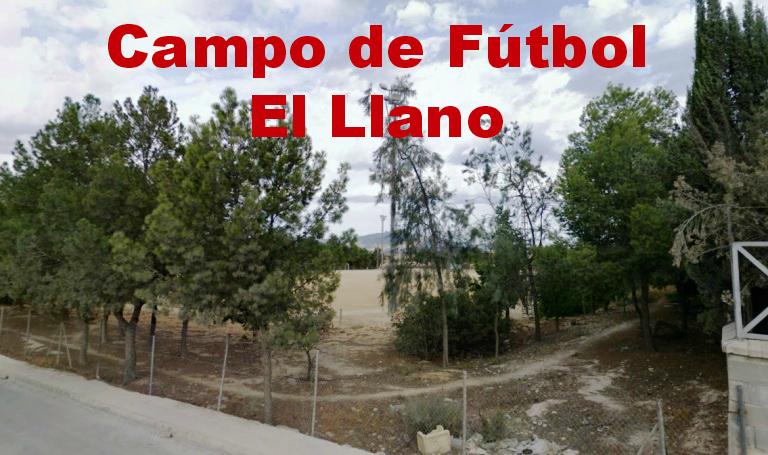 Campo de Fútbol LLano de Molina