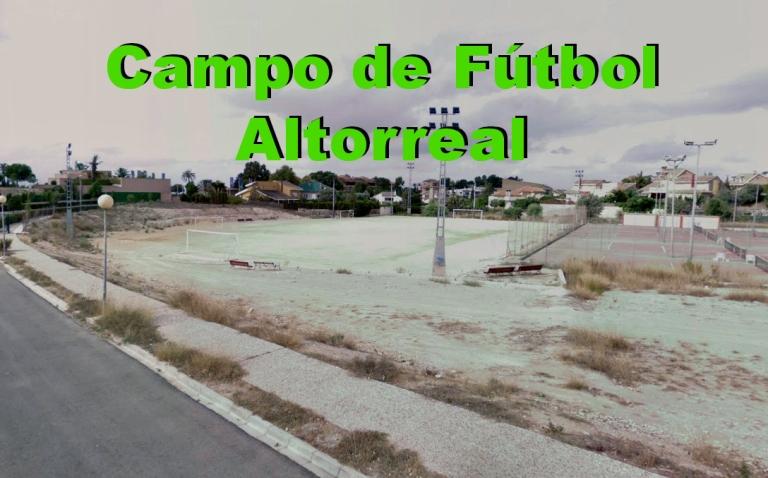 Campo de Fútbol Altorreal