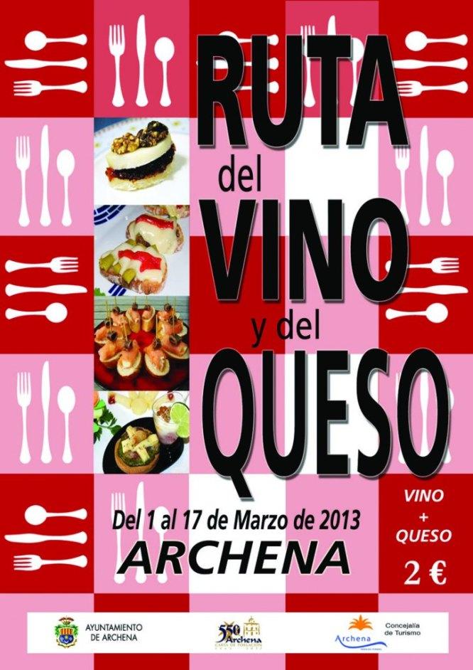 I Ruta del Vino y del Queso de Archena 2013