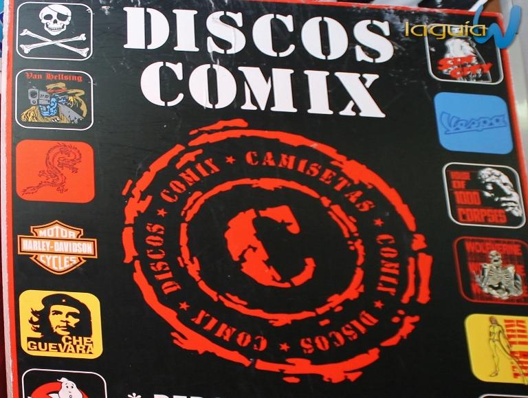 Discos Cómix