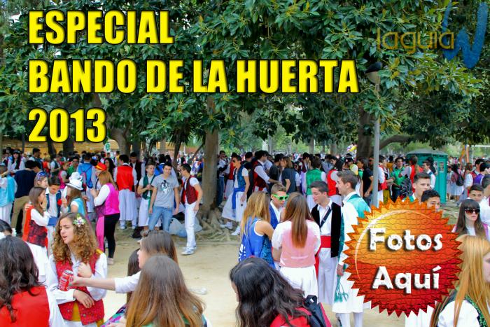 Fotos del Bando de la Huerta 2013