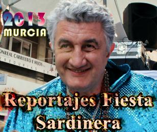 Fiestas Sardineros de Murcia 2013