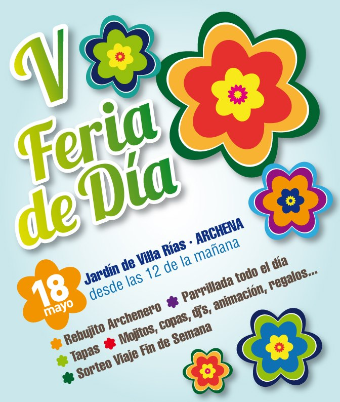 V Feria de Día Candela Archena 2013