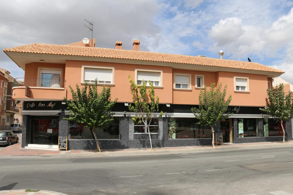 Bar Restaurante M&J en Molina de Segura