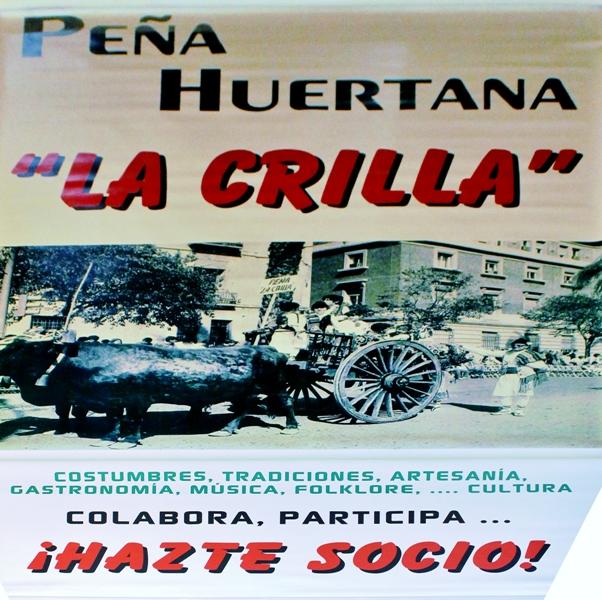 Peña Huertana La Crilla de Puente Tocinos