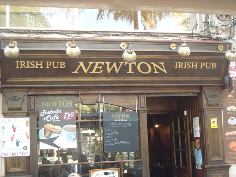 Newton Irish Pub