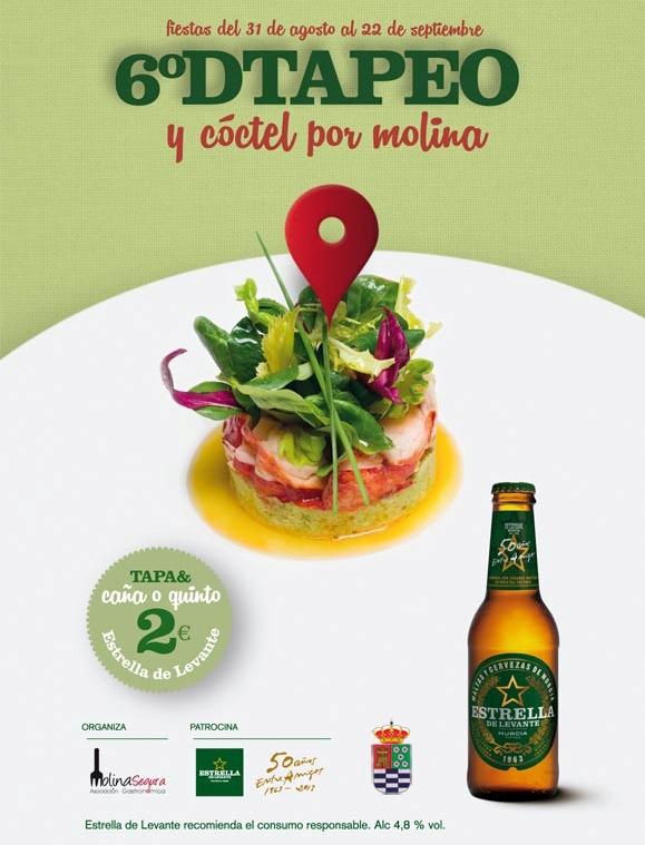Ruta de la Tapa de Molina de Segura 2013