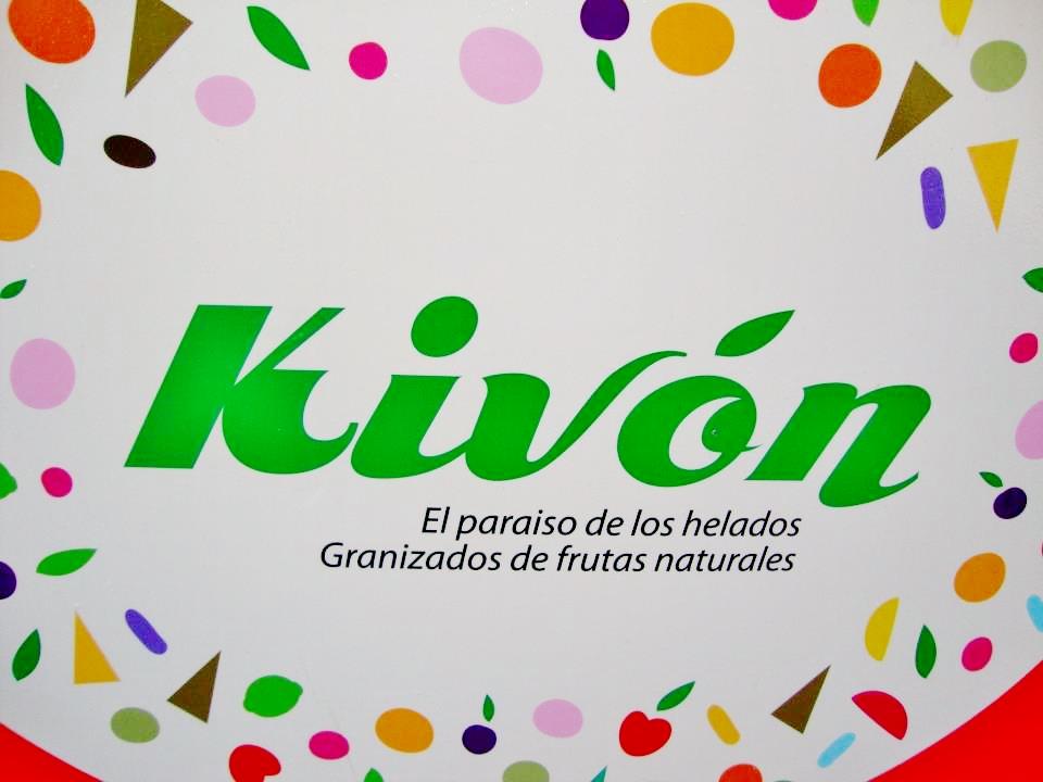 Kivón Granizados, Kiosco de Murcia