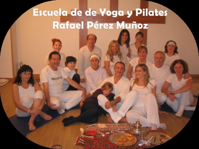 Escuela de Yoga y Pilates Rafael Pérez Muñoz