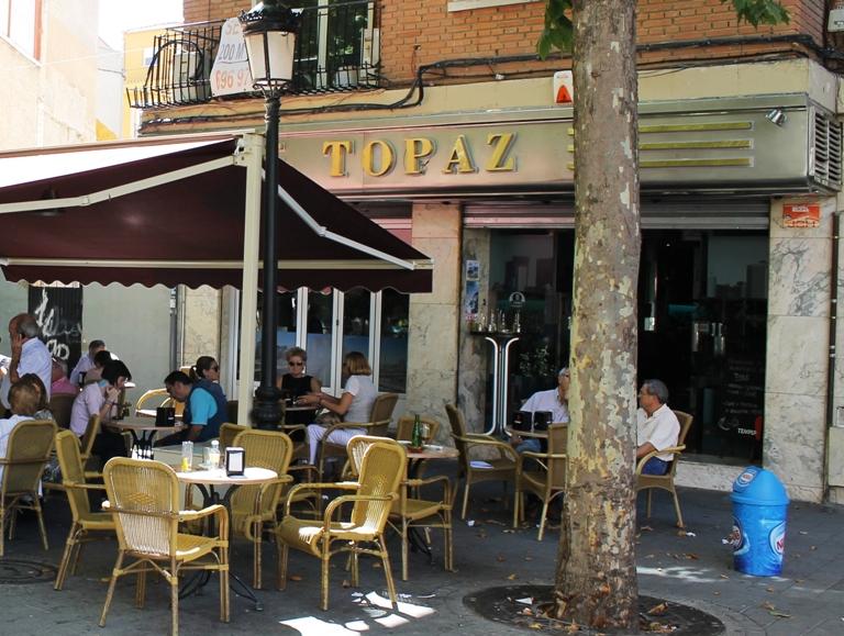 Cafetería Topaz