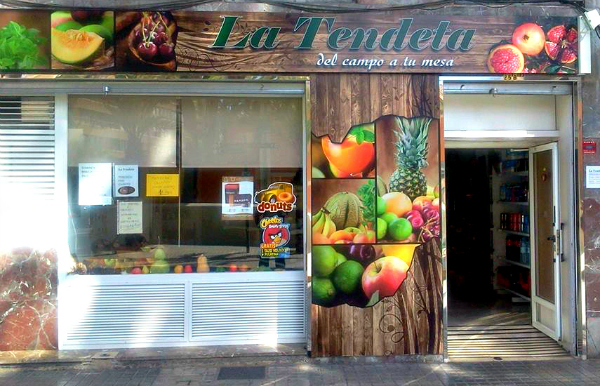 Fruites La Tendeta