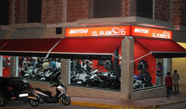 Tienda de Motos el Rubio