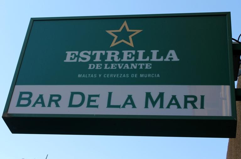 El Bar de La Mari en Archena