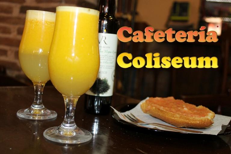 Cafetería Coliseum de Archena