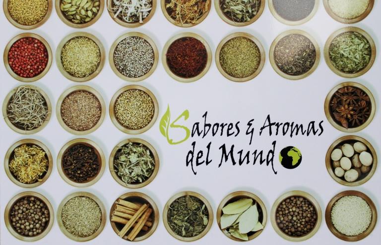 Sabores y Aromas del Mundo