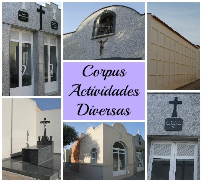 Corpus Actividades Diversas