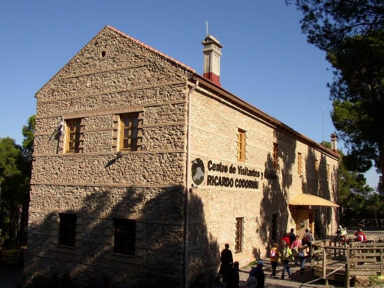 Centro de Visitantes Ricardo Codorniú