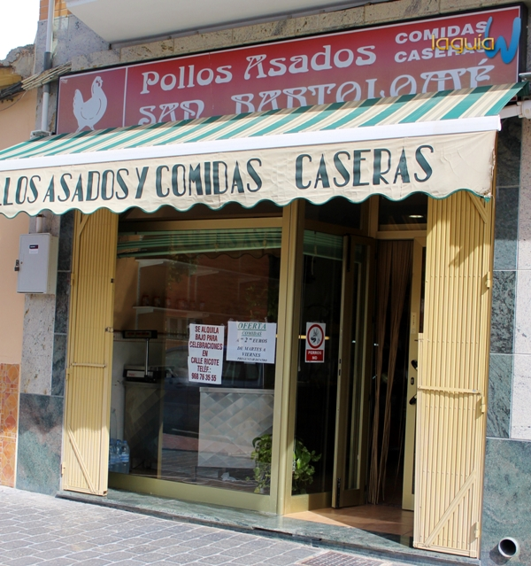 Pollería San Bartolome