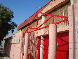 Pabellón Barrio Peral de Cartagena