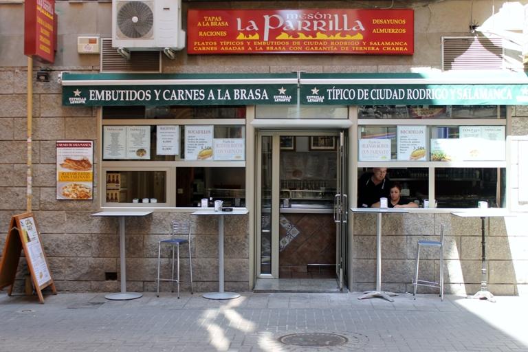 Mesón La Parrilla de Murcia