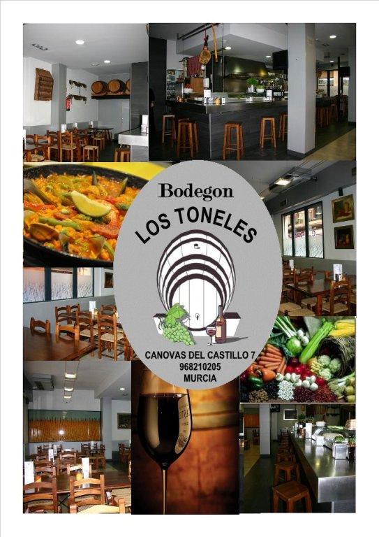 Bodegón Los Toneles de Murcia