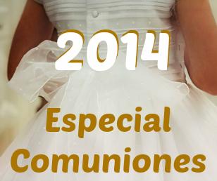 Especial Comuniones 2014
