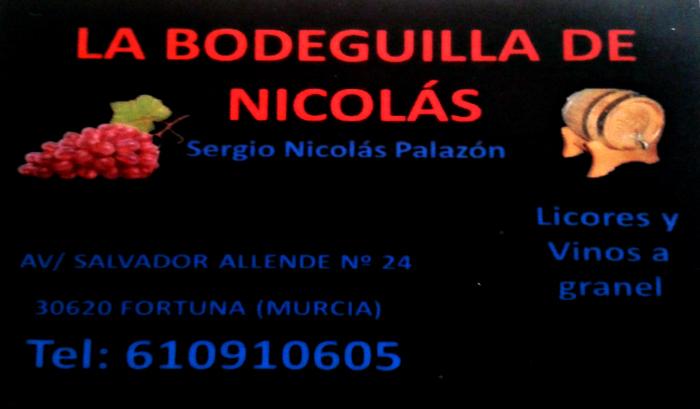 La Bodeguilla de Nicolas