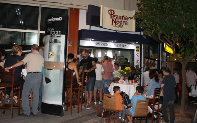 Jamonería Pezuña Negra Restaurante
