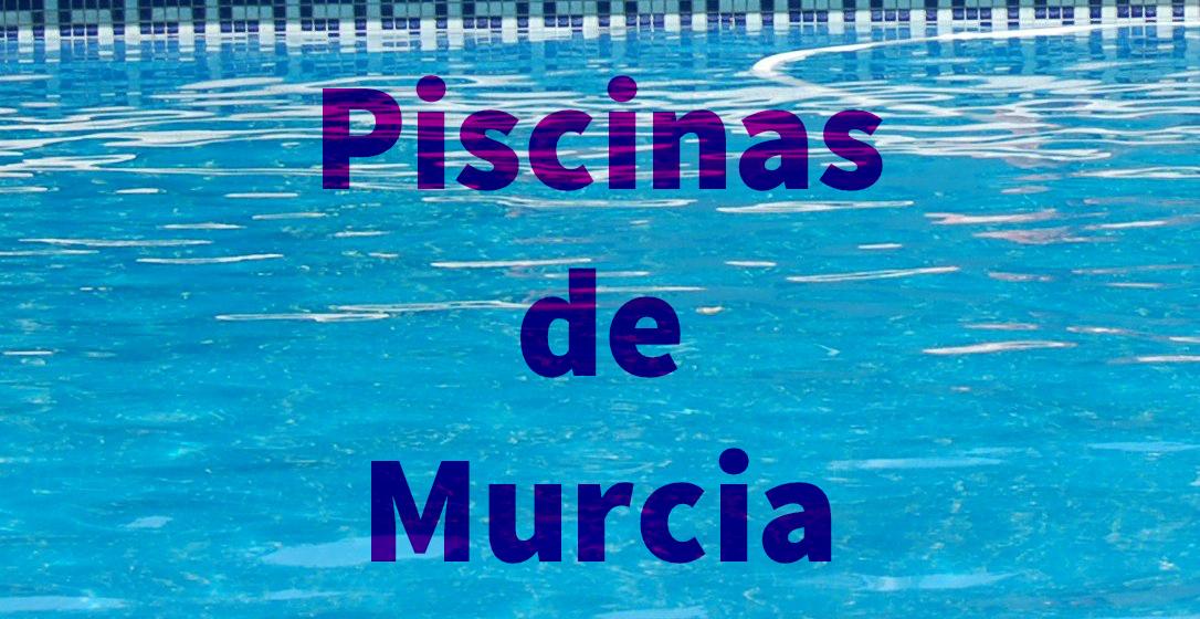 Piscinas Municipales de la Región de Murcia