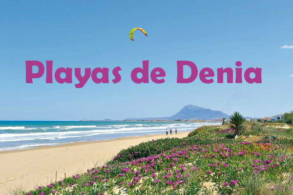 Playas de Dénia