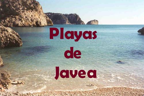 Playas de Jávea