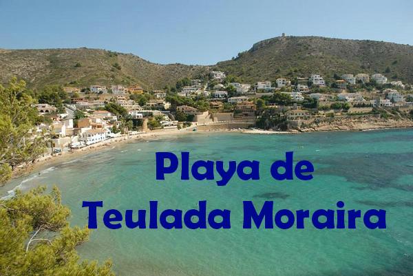 Playas de Teulada Moraira