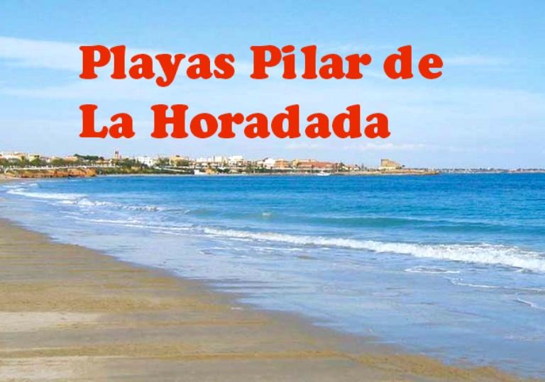 Playas del Pilar de la Horadada