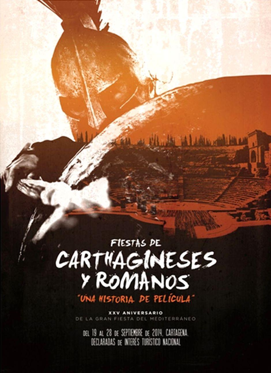 Fiestas de Carthagineses y Romanos 2014